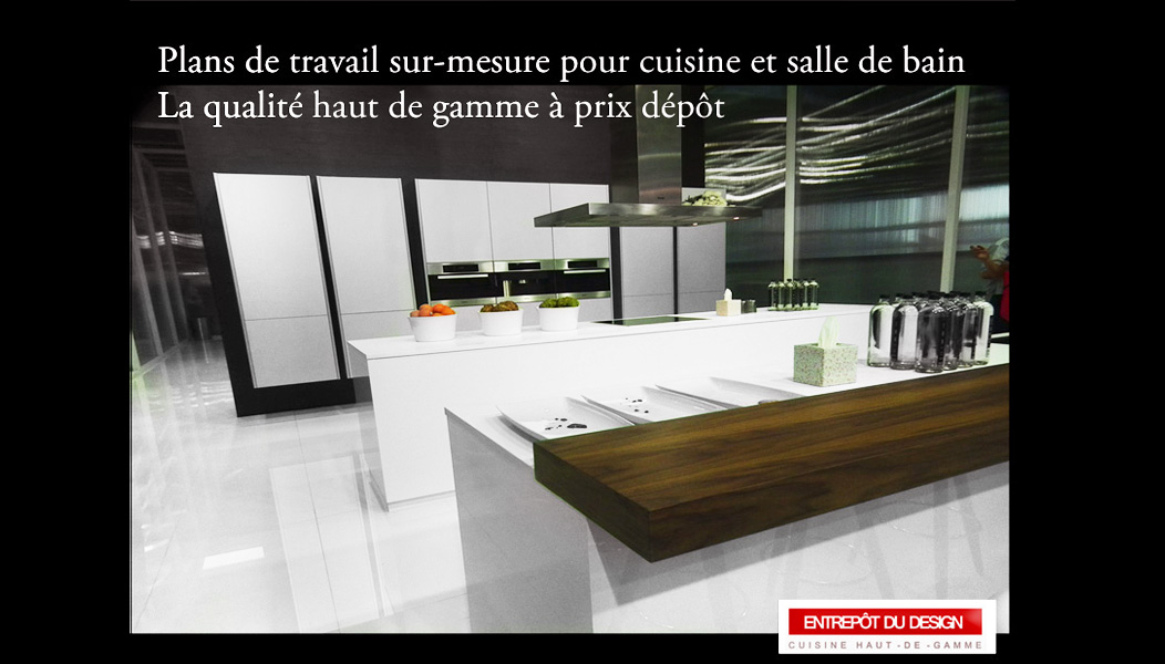 plans de travail de cuisine et salle de bain sur bordeaux bois massif lamell with plan de. Black Bedroom Furniture Sets. Home Design Ideas