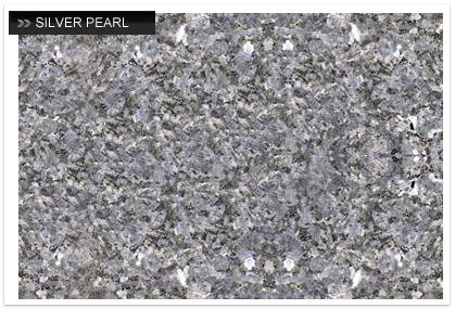 Plan de travail Granit Silver Pearl cuisine - Plan-de-Cuisine.fr